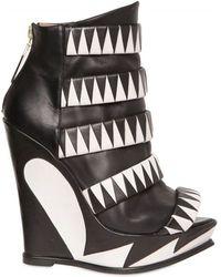 Atalanta Weller - Lita Nubuck Leather Boots - Lyst