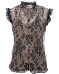 Alice By Temperley Judy Top - Lyst