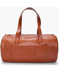Marc By Marc Jacobs - Tan Class Act Duffle Bag - Lyst