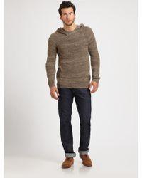 Rogan - Selvage Slim Leg Jeans - Lyst