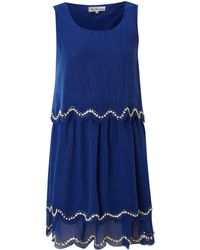 True Decadence Embelished Flapper Dress - Lyst