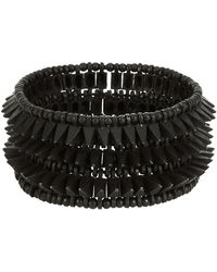 Philippe Audibert Triple Spike Bracelet - Lyst
