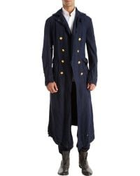 Greg Lauren - Long Coat - Lyst