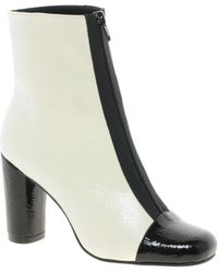 Asos Asos Attic Ankle Boots - Lyst