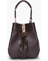 Alexander Wang Mini Charcoal Golf Bag - Lyst