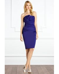 Coast Breita Bandeau Dress - Lyst
