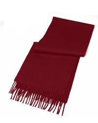 Brooks Brothers Cashmere Scarf - Lyst