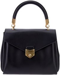 Saint Laurent Classic Satchel - Lyst