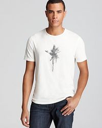John Varvatos Star Usa Dripping Star Graphic Tee - Lyst
