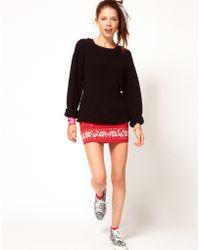 Lazy Oaf - Bandana Skirt - Lyst