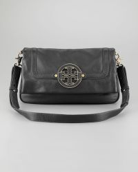 Tory Burch Amanda Foldover Messenger Bag - Lyst