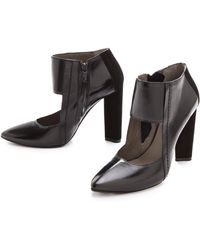 CoSTUME NATIONAL - Mary Jane Pumps - Lyst