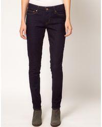 Levi's Curve Id Levis Curve Id Demi Curve Skinny Jeans - Lyst