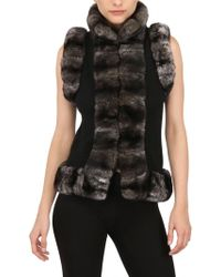 Vicedomini - Rex Rabbit and Cashmere Knit Vest - Lyst