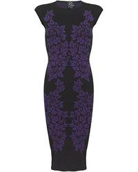 McQ by Alexander McQueen Pencil Dress - Lyst