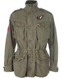 Polo Ralph Lauren Army Jacket - Lyst