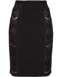 Alice By Temperley Dita Skirt - Lyst