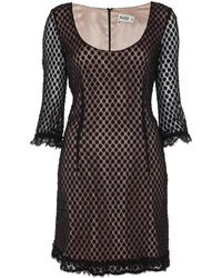 Alice By Temperley Sleeved Davis Dress - Lyst