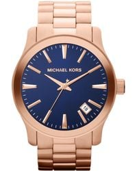Michael Kors Mens Classic Watch - Lyst