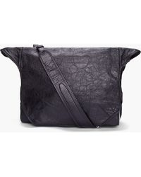 Alexander Wang -  Textured Leather Wallie Messenger Bag - Lyst