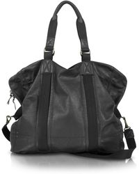 Jérôme Dreyfuss - Guy Black Leather Tote - Lyst
