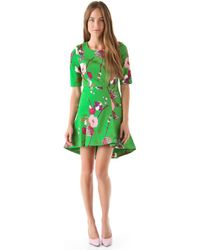 Twenty 8 Twelve Casey Capote Print Dress - Lyst
