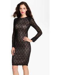 Rachel Roy Lace Dress - Lyst