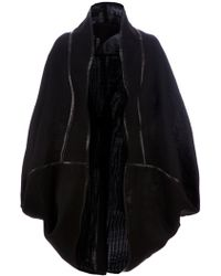Gustavo Lins - Oversized Cape - Lyst
