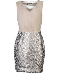 Obakki - Sequin Dress - Lyst