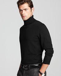Boss Black Bakar Turtleneck Sweater - Lyst