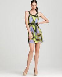 ESCADA Dress Seiala Oasis Print Mini - Lyst