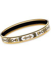Hermès Grand Apparat Bracelet gold - Lyst