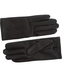 Nina Ricci - Short Leather Gloves - Lyst
