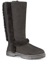 Ugg  Sunburst Tall Boots - Lyst