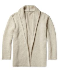 The Elder Statesman Oversized Cashmere Cardigan - Lyst
