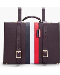 Thom Browne -  Smooth Grain Briefcase Backpack - Lyst