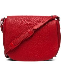 Alexander Wang Lia Pebble Bag in Cayenne - Lyst