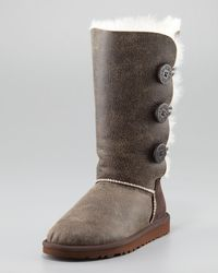 Ugg Bailey Button Bomber Boot - Lyst