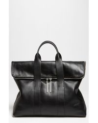 3.1 Phillip Lim '31 Hour' Leather Tote - Lyst