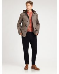 Steven Alan - Pedro Mac Jacket - Lyst