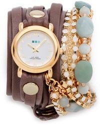 La Mer Collections - Venetian Stones Wrap Watch - Lyst