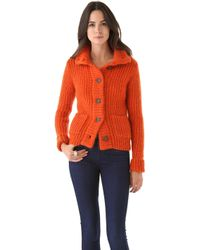 Bliss and Mischief - Oakes Pocket Cardigan - Lyst