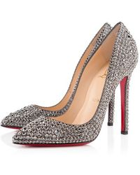Christian Louboutin Pigalle - Lyst