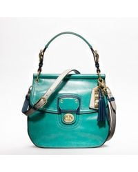 Coach Leather Colorblock New Willis - Lyst