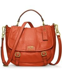 COACH - Madison Leather Annabelle - Lyst