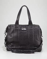 Olivia Harris - Iggy Textured Satchel Bag - Lyst