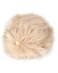 Ted Baker Vondy Faux Fur Hat - Lyst