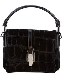 Theyskens' Theory - Willa Embossed Bag - Lyst