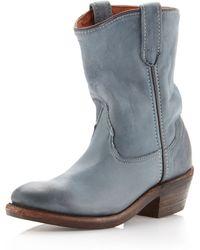 Vintage Shoe Company - Tallulah Short Boot - Lyst