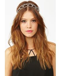 Nasty Gal In The Loop Headband - Lyst